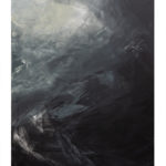 ohne Titel | 2020 | Acrylic, acrylic laquer on canvas | 120x90cm