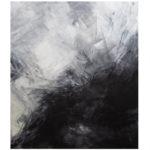 ohne Titel | 2020 | Acrylic, acrylic laquer on canvas | 150x130cm